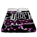 Punk Princess Fitted Sheet (Queen Size)