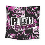 Punk Princess Square Tapestry (Small)