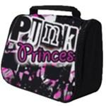Punk Princess Full Print Travel Pouch (Big)