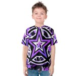 Purple Star Kids  Cotton Tee