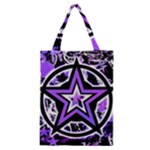 Purple Star Classic Tote Bag