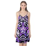 Purple Star Camis Nightgown