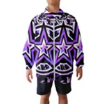 Purple Star Kids  Windbreaker