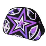 Purple Star Full Print Accessory Pouch (Small)