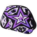 Purple Star Full Print Accessory Pouch (Big)