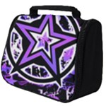 Purple Star Full Print Travel Pouch (Big)