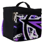 Purple Star Make Up Travel Bag (Small)
