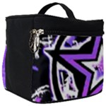 Purple Star Make Up Travel Bag (Big)