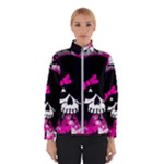 Scene Kid Girl Skull Winter Jacket