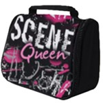 Scene Queen Full Print Travel Pouch (Big)