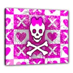 Skull Princess Canvas 24  x 20  (Stretched)
