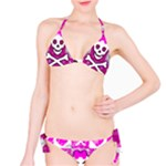 Skull Princess Classic Bikini Set