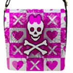 Skull Princess Removable Flap Cover (S)