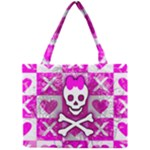 Skull Princess Mini Tote Bag