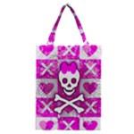 Skull Princess Classic Tote Bag