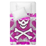 Skull Princess Duvet Cover Double Side (Single Size)