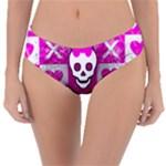 Skull Princess Reversible Classic Bikini Bottoms