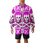 Skull Princess Kids  Windbreaker