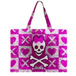 Skull Princess Medium Tote Bag