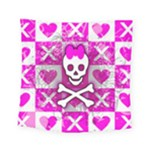 Skull Princess Square Tapestry (Small)