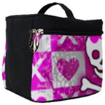Skull Princess Make Up Travel Bag (Big)