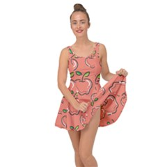 Fruit Apple Inside Out Casual Dress by HermanTelo