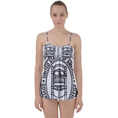 Official Seal Of United States Government Publishing Office Babydoll Tankini Set by abbeyz71