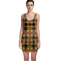 Plaid 5 Bodycon Dress by ArtworkByPatrick