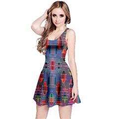 Colorful 63 Reversible Sleeveless Dress