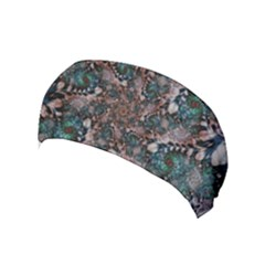 Art Artwork Fractal Digital Yoga Headband by Wegoenart