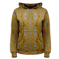 A Star In Golden Juwels Women s Pullover Hoodie by pepitasart