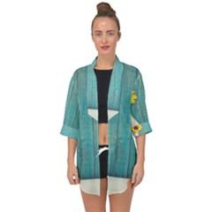 Sun Flower 3292932 960 720 Open Front Chiffon Kimono by vintage2030