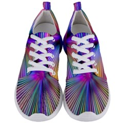 Rays Colorful Laser Ray Light Men s Lightweight Sports Shoes