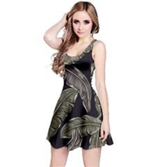 Jungle Reversible Sleeveless Dress by Sobalvarro