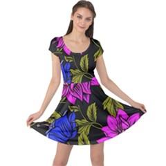 Botany  Cap Sleeve Dress by Sobalvarro