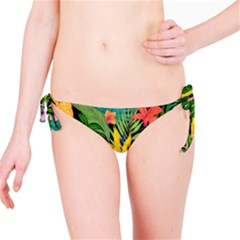 Tropical Greens Bikini Bottom by Sobalvarro
