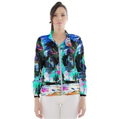 Gates 1 1 Women s Windbreaker by bestdesignintheworld