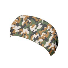 Vector Seamless Military Camouflage Pattern Seamless Vector Abstract Background Yoga Headband