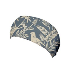 Birds Nature Design Yoga Headband by Vaneshart