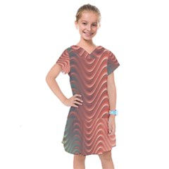 Texture Digital Painting Digital Art Kids  Drop Waist Dress by Vaneshart