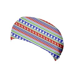 Christmas Digital Paper Yoga Headband