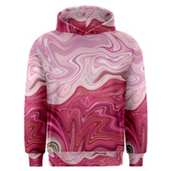 Liquid Marble Trending Abstract Paint Men s Overhead Hoodie by Vaneshart