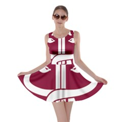 United States Army Medical Command Insignia Skater Dress