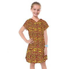 Rby 73 Kids  Drop Waist Dress by ArtworkByPatrick