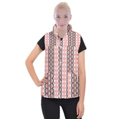 Wallpaper Cute Pattern Women s Button Up Vest by HermanTelo