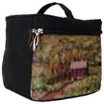 Hillside Homestead In  October 2 2m Make Up Travel Bag (Big)