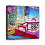 Christmas Ornaments and Gifts Mini Canvas 6  x 6  (Stretched)