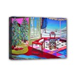 Christmas Ornaments and Gifts Mini Canvas 7  x 5  (Stretched)