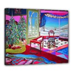 Christmas Ornaments and Gifts Canvas 24  x 20  (Stretched)