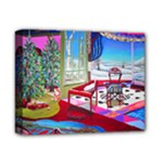 Christmas Ornaments and Gifts Deluxe Canvas 14  x 11  (Stretched)